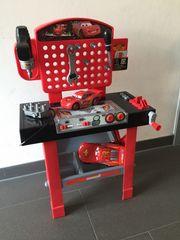 Spielzeug Werkbank Cars Kinder