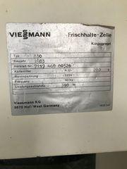 Kühlzelle Viessmann