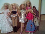 Barbie-Puppen und