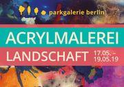 Workshop Acrylmalerei Landschaft 17 05