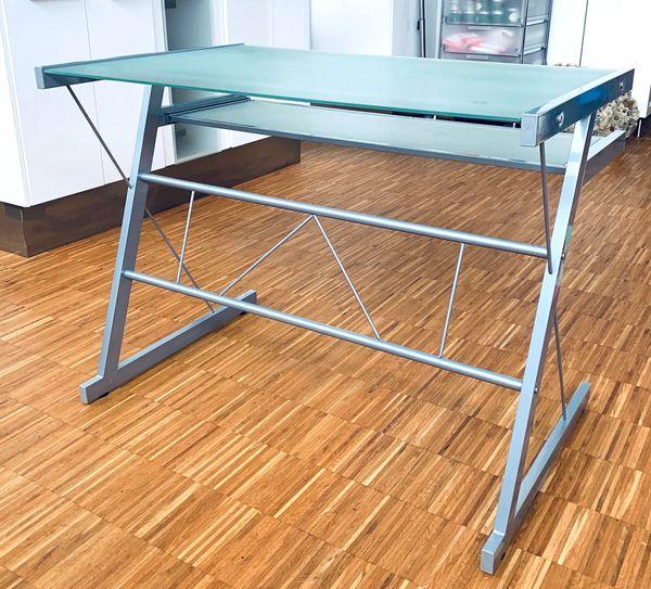 Computer Schreibtisch Glasalu In Ulm Computermöbel Kaufen Und