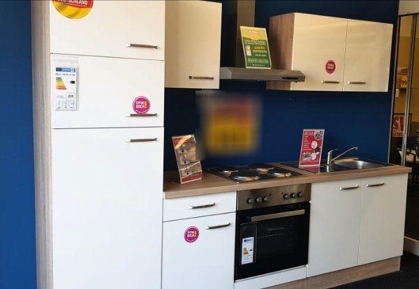 NEU* Küche - gebraucht - Hochglanz weiß in Ludwigshafen ...