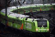FLIXTRAIN Bahn Zug