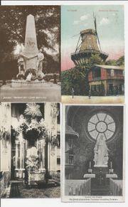 alte Postkarten Potsdam 1918
