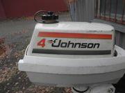 JOHSON 4 PS 2Takt