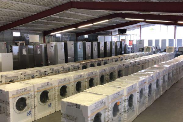 Trockner waschmaschine kühlschränke spülmaschine mikrowellen