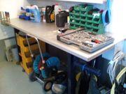 Werktisch sehr stabil!!