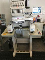 Stickmaschine SWF MA12,