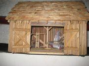 Kripperl aus Holz