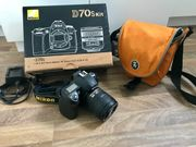 Nikon D70S Spiegelreflex