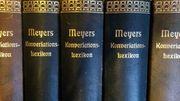 Meyers Konversationslexikon 23 Bände