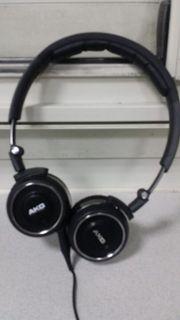 AKG K430 HiFi-Kopfhörer Silber