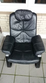 TV-Sessel Leder