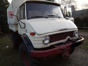 Unimog 406 BJ 1971 an