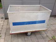 Transport Rollcontainer Alu
