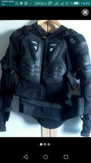 BIKER!! Motorrad Protectorjacke