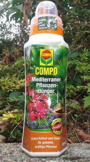 COMPO Mediterraner Pflanzendünger