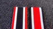 Originale Ordensbänder aus
