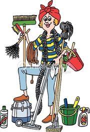 langfristige Haushaltshilfe Raumpflegerin gesucht