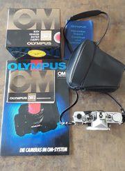 Kameraklassiker Olympus OM 2 analog