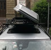 Große Dachbox zu