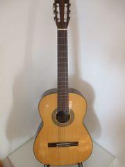Klassik Gitarre 4/