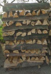 Billiges Brennholz Buche -