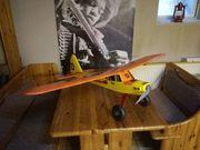 Elektroflugzeug FUNCUB von Multiplex