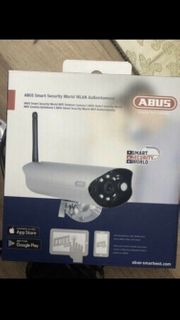 ABUS Smart Security WLAN Außenkamera