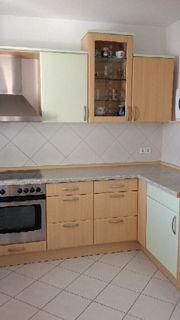 Schöne helle küche -