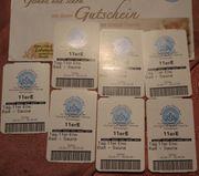 intrittskarten für die Kristall-Therme in