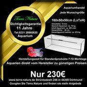 Aquarium Handel 160x50x50cm 400 L