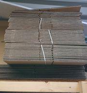 43 Stück Faltkartonagen 367x267x267 mm