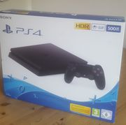 Sony PlayStation 4 - 500GB schwarz