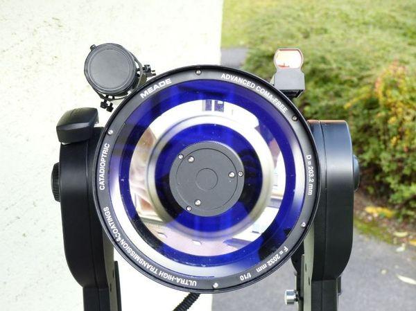 Teleskop meade 8 zoll lx90acf uhtc goto in bremen optik kaufen und