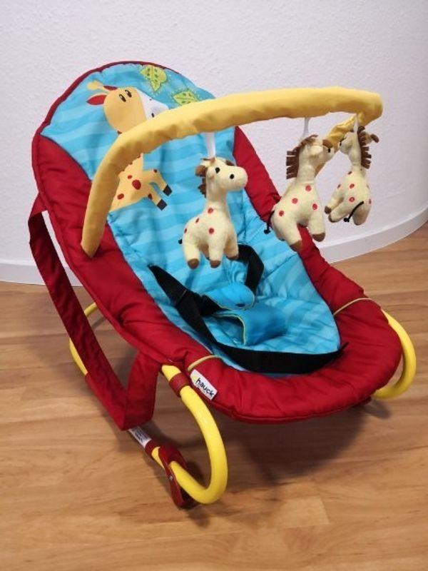 elektrische babywippe comfort harmony
