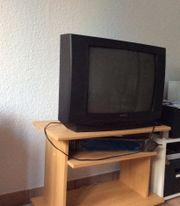 Funktionsfähiger Röhrenfernseher zu