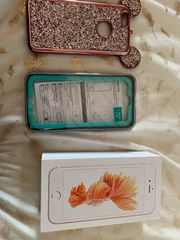 iPhone in Rosegold