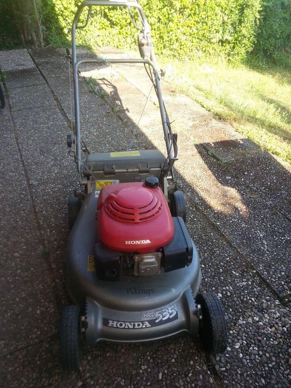 Rasenmäher Honda HRD 535 in Bruchsal - Gartengeräte, Rasenmäher ...