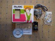 MP3 - MP4 Player mit Farbdisplay -