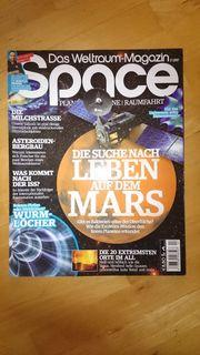 Weltraum-Magazin Space