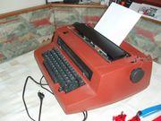 Schreibmaschine IBM 196C