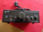 Stereo-Amplifier+Lautsprecher