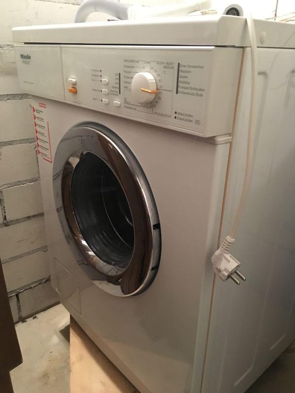 Waschmaschine Miele W850 prisma in Neustadt - Waschmaschinen kaufen ...