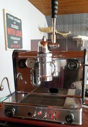 Gaggia America Espressomaschine Siebträger Handhebelmaschine