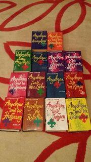 Angelique komplette Serie,