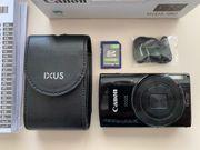 CANON ixus 180 Kompakt - Digitalkamera