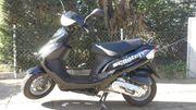 REX RS 400 Mofaroller - guter