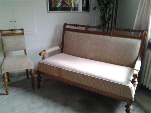 sofa antik gebraucht kaufen nur noch 4 st bis 60 g nstiger. Black Bedroom Furniture Sets. Home Design Ideas