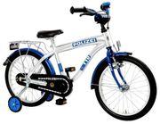 Kinderfahrrad Fahrrad Polizeifahrrad 16 Zoll